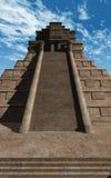 maya ναός ελεύθερη απεικόνιση δικαιώματος