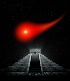 maya цивилизации Стоковое Изображение RF