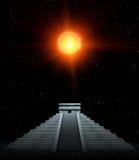 maya цивилизации Стоковое фото RF