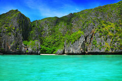 Maya Bay Royalty Free Stock Photography