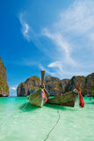 Maya Bay, The Beach Movie Royalty Free Stock Image