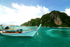 Maya Bay, Ko Phi Phi Royalty Free Stock Photos