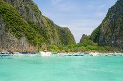 Maya Bay Stock Images