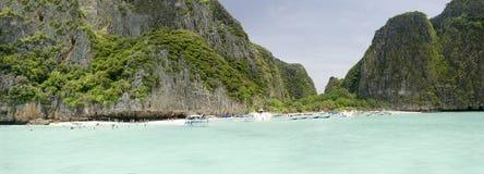 Maya Bay Royalty Free Stock Images