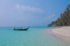 MAYA bay in krabi Stock Photo