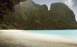 Maya bay, Phi Phi island, Thailand Royalty Free Stock Photography