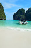 Maya bay Stock Photography