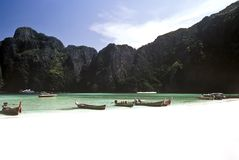 Maya Bay, Thailand Royalty Free Stock Images