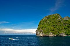 Maya bay Thailand. Beautiful Maya bay beach in Thailand Stock Photo