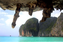Maya bay - Thailand Stock Photography