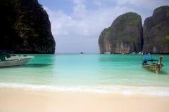 Maya bay - Thailand Stock Image