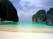 Maya bay - Thailand Stock Photo