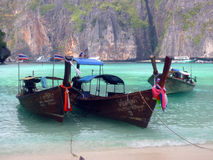 Maya bay - Thailand Royalty Free Stock Photography