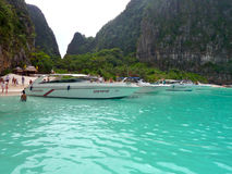 Maya bay - Thailand Stock Images