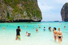 Maya Bay, Thailand Stock Image