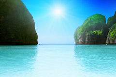 Maya Bay Royalty Free Stock Image