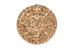 Maya calendar Royalty Free Stock Photos