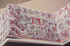 Maya Calendar Lizenzfreie Stockfotos