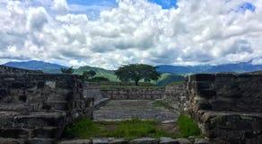 Maya Citi fotografie stock