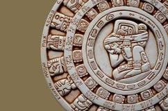 Maya de la artesanía imagen de archivo
