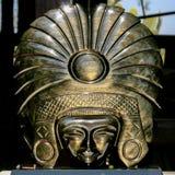 Maya de la máscara Imagen de archivo libre de regalías
