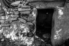 Maya Doorway Royalty Free Stock Image