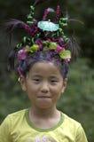 Maya Hair Royalty Free Stock Image