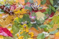 Maya l'abeille Images libres de droits