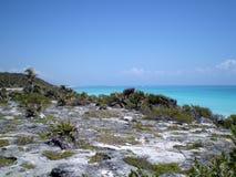 Maya la Riviera Image stock