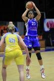 Maya Moore - basketbal Stock Foto