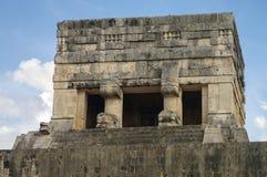 Maya Pyramid, Chichen-Itza Fotos de Stock