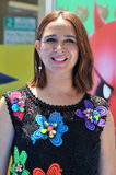 Maya Rudolph Lizenzfreies Stockfoto