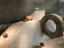 Maya-ruina Lizenzfreies Stockbild