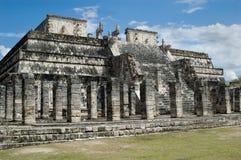 Maya-Ruinen lizenzfreies stockbild
