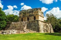 Maya Ruins Stock Photography