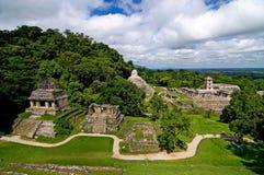 Maya ruins Stock Photos