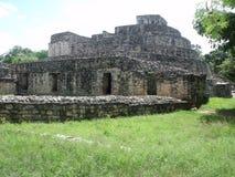 Maya ruins Royalty Free Stock Photo