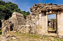 Maya ruins Royalty Free Stock Photography