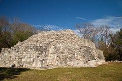 Maya Ruins Of Edzna Stock Image