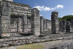 maya sity στοκ εικόνες