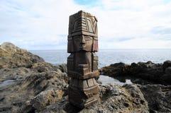 Maya Statue Stock Photos