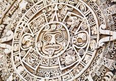 Maya sun Stock Image
