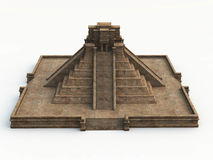 Maya-Tempel 06 Stockfoto