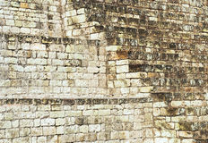 Maya Temple Stock Image