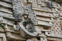 Maya Temple, templos mexicanos cancun Foto de archivo