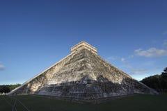 Maya temples in chichen-itza, Mexico. Maya temples in chichen-itza, Yucatan, Mexico stock photos