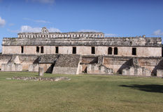 Maya temples in chichen-itza, Mexico. Maya temples in chichen-itza, Yucatan, Mexico stock images