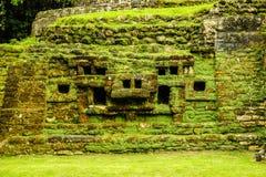 Mayaarchitektur Stockbild