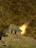 Mayakalender 2012 Stockfoto