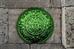 Mayakalender Royaltyfria Foton